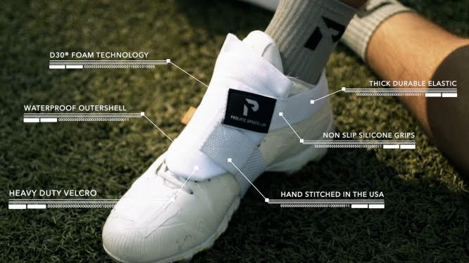 NXT Foot Guards